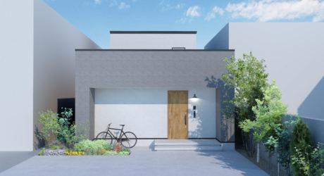 CASE 029 | S_HOUSE  進行中 2019秋竣工