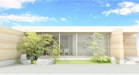 CASE 032 | H_DENTAL CLINIC 進行中 2021春竣工