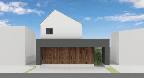 CASE 033 | C_HOUSE 進行中 2020春竣工